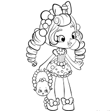 Find more shopkins coloring page printable free pictures from our search. Printable Shopkins Shoppies Coloring Pages