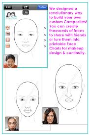 Makeup Face Chart App Makeupview Co