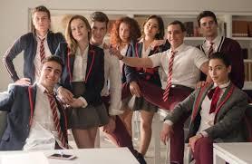 Elite 4, online il nuovo trailer sugli studenti di Las Encinas