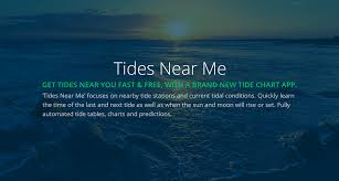 Tide Chart Near Me Tides Near Me Ios Android App On Student Show