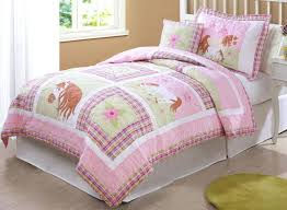horse bedding sets girl comforter in pink love my quilt twin or full queen with seahorse