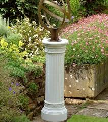 42 inch adam pedestal haddonstone