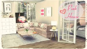 Small Picture Sims 4 Pink House Dinha