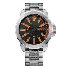 hugo boss watches accessories menkind boss orange mens watch 1513006