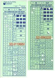 Nj Transit Train Fare Chart 2015 Transitism