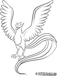 Small Picture Pokemon Coloring Pages Articuno Coloring Pages