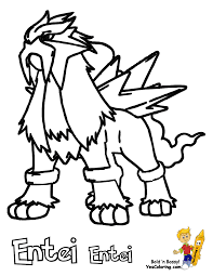 Small Picture Pokemon Coloring Pages Delphox Coloring Page