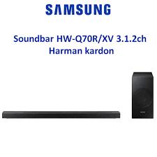 Loa thanh Soundbar Harman/Kardon Samsung 3.1.2 Q70R 330W Rẻ nhất Chính hãng  Trả góp 0%