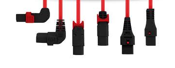 IEC Lock гнезда C13 и C19 - 1K - Первая Кабельная Компания