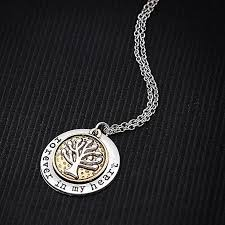 product images gallery fashion silver gold tree of life family tree pendants forever in my heart pendant necklace