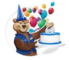 Travelodge Celebrates Loveable Mascot's Bear-y Special 60th Birthday