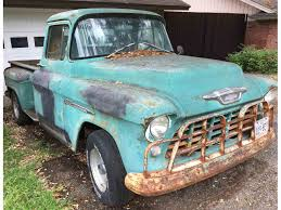 Truck chevy 1955 truck : Pickup » 1955 Chevy Pickup Truck - Old Chevy Photos Collection ...
