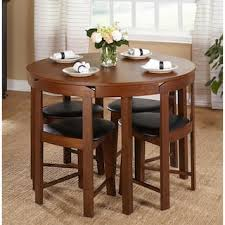 round dining room tables. Clay Alder Home Harrisburg 5-piece Tobey Compact Round Dining Set (2 Options Available Room Tables