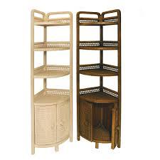 Wicker Corner Shelves 100 Bathroom Corner Shelf Cabinet from Schober Wicker Bathroom 4