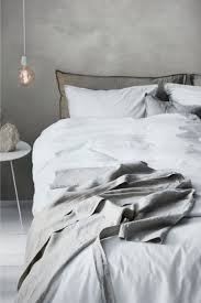 double duvet cover set in closely woven organic cotton in 30s yarn with