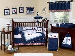 image of unique baby boy crib bedding styles