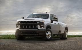2020 Chevy 3500 Towing Capacity Chart Pricing For 2020 Chevrolet Silverado Hd Pickups Details Of