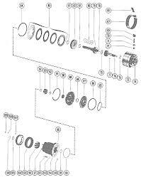 Transmission assembly stern drive page 2