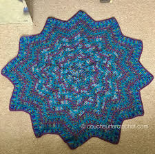 Crochet 5 Point Star Pattern Cool Inspiration Design