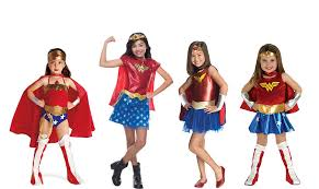 wonderwoman costumes