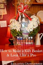 Gift Basket Wrapping Ideas 432 Best Gifts And Gift Wrapping Ideas Images On Pinterest