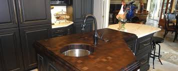 wenge end grain wood countertop with sink by cafecountertops 74807 looking for wide plank
