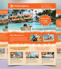 49 Travel Flyer Templates Psd Word Ai Vector Eps Free