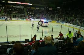 First Responders Night Picture Of American Bank Center