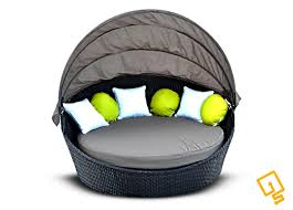 Round Outdoor Bed Is Round Day Bed