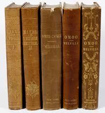 melville works published by harper