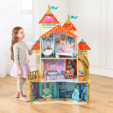 Disney Princess Ariel Land to Sea Castle Dollhouse