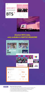 Bts To Be Featured On The June Edition Of Hanteo Magazine