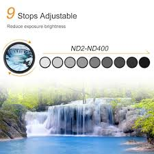 Hoya Nd400 Exposure Chart Buy K F Concept 77 Mm Ultra Slim Nd2 Nd400 Fader Variable