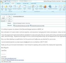 How To Email My Resume How How To Send Resume Via Email And How To