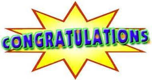 Image result for clipart for congratulations