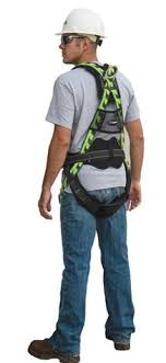 Fps Online Store Miller Aircore Aluminum Harness For Fall