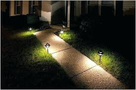 outdoor pathway lighting elegant inspirational low voltage walkway sets for throughout 15