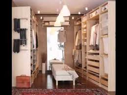 Beautiful Walk In Dressing Room Design With White Shelves Cabinet Dressing Room Design