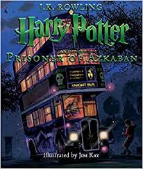 harry potter and the prisoner of azkaban the ilrated edition harry potter book 3 j k rowling jim kay 4708364224563 amazon books