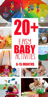 Baby Play Area Best 20 Baby Play Ideas On Pinterest Baby Activities Baby