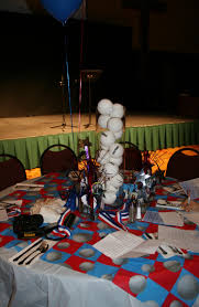 Volleyball Party Decorations 17 Best Images About Volleyball Centerpieces On Pinterest Tissue