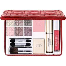 dior makeup palette i love all in one little kits like this especially when on the road just this and a blending brush and i m good to go