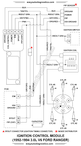 image_1 part 1 1992 1994 3 0l ford ranger ignition control module wiring on ignition module wiring diagram