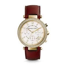 com michael kors women s parker gold tone watch mk2249 michael kors watches