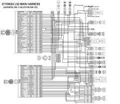 hp efi ecu harness kits gm ls2 3 7 58x crank sensor hp efi ecu harness kits gm ls2 3 7 58x crank sensor jetronic minitimer bosch type connectors on injector harness fits holley 522 xxx injectors