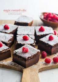 trending now magic cake recipes chocolate magic custard cake white on rice couple