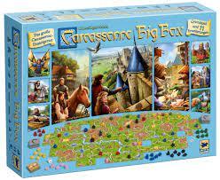 Carcassonne - Big Box (DE, 2017)   A - C   Brettspiele