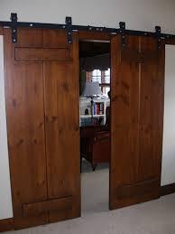 barn style sliding door with regard to closet doors prepare 18