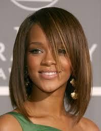rihanna um bob hairstyles