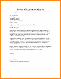 Sample Recommendation Letter For Job Sample Recommendation Letter For Job Sample Re Mendation